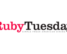 Tell Ruby Tuesday logo