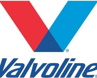 the logo of valvoline