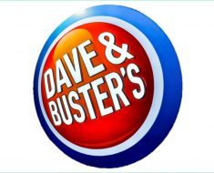 dave and busters survey logo