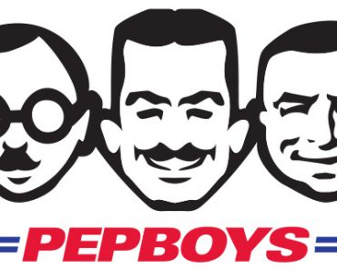 logo of pep boys