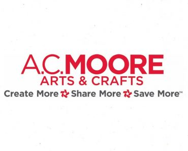 AC Moore Cares survey
