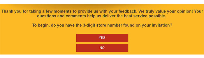 Jason's Deli Survey Button